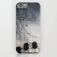 iPhone & iPod Case featuring forgotten childhood bnw version  by Julia Kovtunyak
