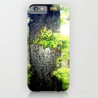 iPhone Cases featuring Charcoal Tree by Chris' Landscape Images of Australia
