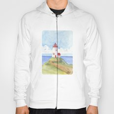 Peaceful Lighthouse Hoody