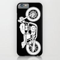 Triumph Bonneville - Cafe Racer series #3 iPhone 6 Slim Case