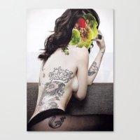 9 COLLAGE SERIES #2 Canvas Print
