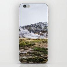 Icelandic Steam iPhone & iPod Skin