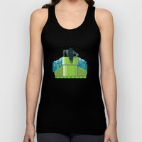 The Wrong Hole Unisex Tank Top