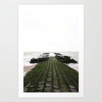 Look at the Sea Art Print