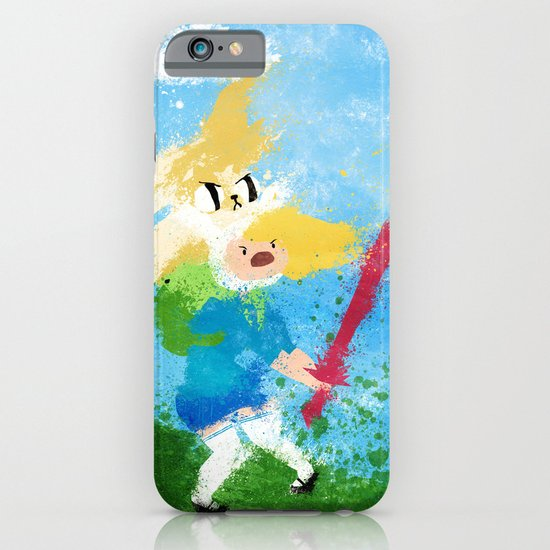 I'm all about swords! iPhone & iPod Case