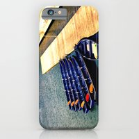iPhone & iPod Case featuring Row Boats by Emily H Morley