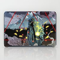 Apparitions iPad Case