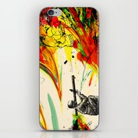Bazooka Overload iPhone & iPod Skin