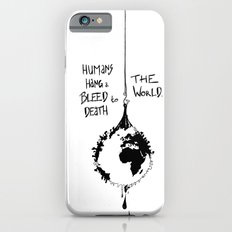 HANG THE WORLD. iPhone 6s Slim Case