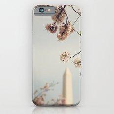 Spring in DC I iPhone 6 Slim Case