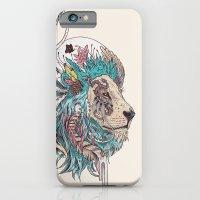 Unbound Autonomy (Blue) iPhone 6 Slim Case