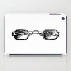 Vintage Glasses iPad Case