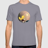 The Star Money  Mens Fitted Tee Slate SMALL