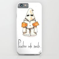 Practice Safe Sects iPhone 6 Slim Case
