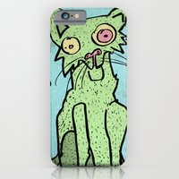 iPhone & iPod Case featuring Catnip by Rat McDirtmouth