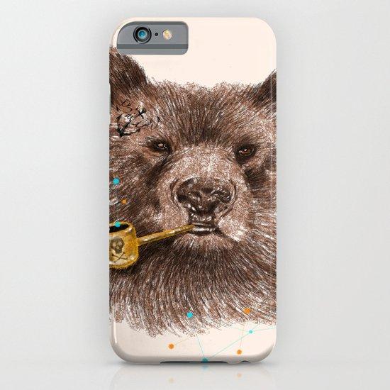 Sailor Bear II iPhone & iPod Case