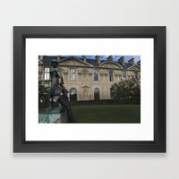 Fashion 2 Framed Art Print