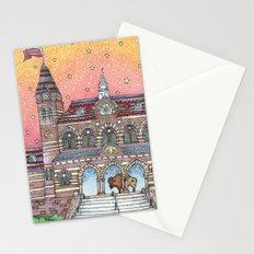 Chapel Hall Gallaudet University Stationery Cards