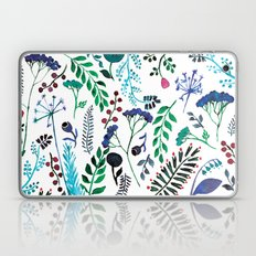 Plant pattern Laptop & iPad Skin