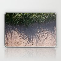The Grass And It's Sha… Laptop & iPad Skin