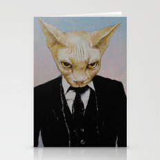 Mister Cat Stationery Cards