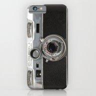 Vintage Camera (iBolsey) iPhone 6 Slim Case