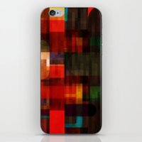 Abstract 11 iPhone & iPod Skin