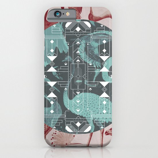 Eumaniraptora iPhone & iPod Case