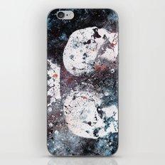 Black Queendom iPhone & iPod Skin