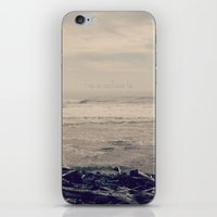 Free As We'll Ever Be iPhone & iPod Skin