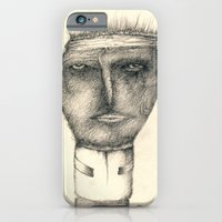 iPhone & iPod Case featuring Protected by Attila Hegedus