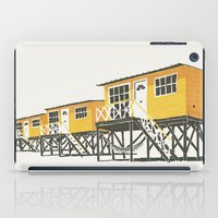 On Paper: Tres Amarillos iPad Case