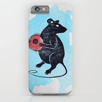 iPhone & iPod Case featuring Curiosity by EVOL