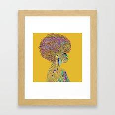 Love of Self Framed Art Print