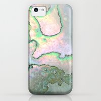 iPhone 5c Case featuring Shell Texture by Patterns and Textures