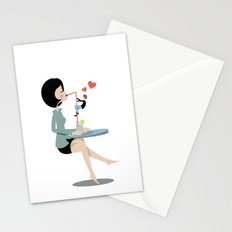 Go and get it Stationery Cards