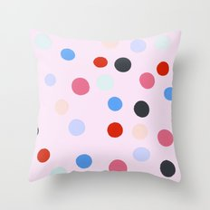 Fourteen  Throw Pillow