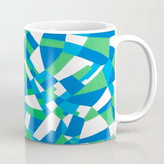 London Green Mug