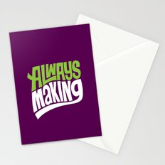 Always Making Stationery Cards