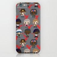 Zombie Killing Cuties iPhone 6 Slim Case
