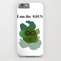 Wall Street Bacteria iPhone 6 Slim Case