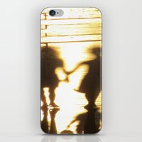 Chasing Ghosts iPhone & iPod Skin