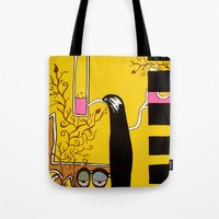 SIPPING the SWEET NECTAR of LIFE Tote Bag