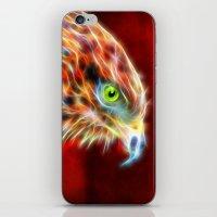 Phoenix Risen iPhone & iPod Skin