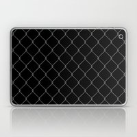 Wire Fence Laptop & iPad Skin