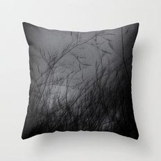 Sumi-e Throw Pillow