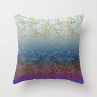 Animal Instinct #2 Throw Pillow
