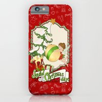 Fairy Merry Christmas iPhone 6 Slim Case