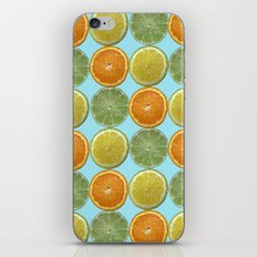Lemons, Limes, Oranges, Oh my!  Citrus Photography iPhone & iPod Skin
