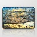 Pebble Sunset iPad Case